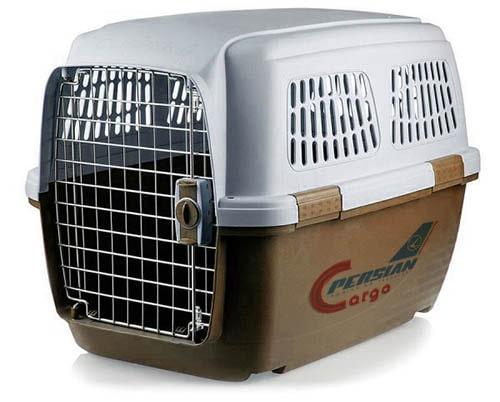 قفس مخصوص حمل هوایی حیوانات خانگی