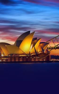 ارسال بار به استرالیا