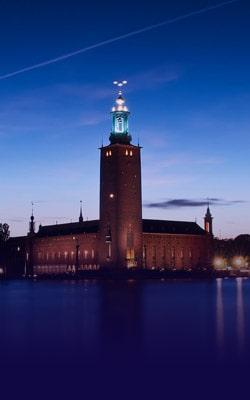 فریت بار به سوئد